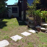 Brezza di mare appartamento in Villa con giardino e spiaggia ,casa vacanze al mare