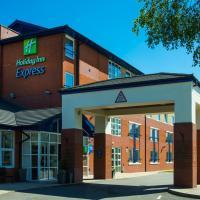 Holiday Inn Express Burton on Trent, an IHG Hotel, hotel in Burton upon Trent