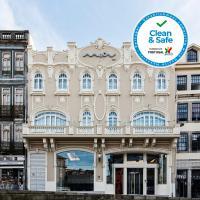 Moov Hotel Porto Centro, hotel em Porto