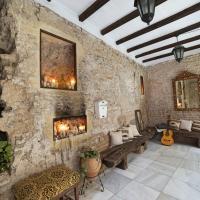 500 year old Barrio de Santa Cruz House