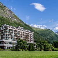 Hotel Alexandra Loen, hotell i Loen