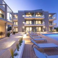 KN Ionian Suites, ξενοδοχείο στη Νικιάνα