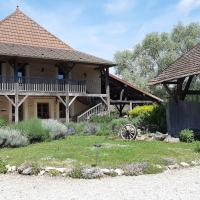 Gite Evidence, hotel in Varennes-sur-le-Doubs