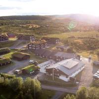Gomobu Fjellstue, hotell i Røn