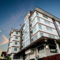 Winner Sriracha Serviced Apartment, hotel in Si Racha