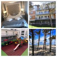 Apartament W Dobrym Stylu Rowy Marynarska 4 / A8 – hotel w Rowach
