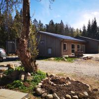 Skogsvillan, hotell i Axvall