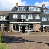"""Hotel Cafe Restaurant """"De Klok"""", hotel in Buren"""
