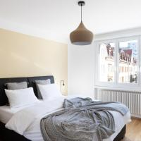 Nest Temporary AG - Apartments an der Elsastrasse