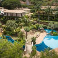 Hotel Canto das Águas - Roteiro de Charme, hotel in Lençóis