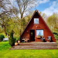 Uriges Tinyhouse nahe der Ostsee, hotel en Wangels