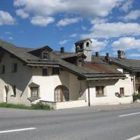 Ferienwohnung Jalet, hotel in Tschierv