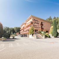 Hôtel-Restaurant Bois Joly, hotell i Crozet