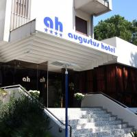 Hotel Augustus, hotell i Riccione