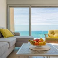 Stunning Beachfront Apartment With Epic Sea Views by Sea N' Rent