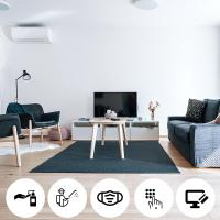 Smart Self Check-in Ambiente Apartments, hotel in Bratislava