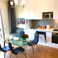 VILLA FLORANCE apartments with parking, hotell sihtkohas Ventspils