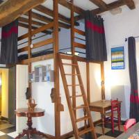 Appartement de charme coeur de ville Le Croisic, hôtel au Croisic