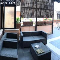 H ton 10 appartamento con terrazza