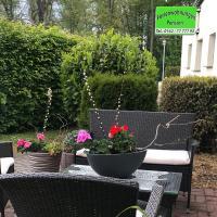 Pension und Ferienwohnungen am Ratswall, hotel in Köthen