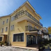 Hotel 4 Ruote, hotel a Porto San Giorgio