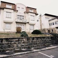 luxusní apartmány vila Adéla
