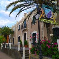 Hospedium Hotel Rural Soterraña, отель в городе Мадроньера