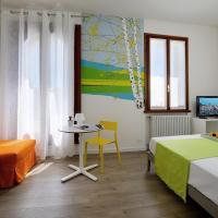 Appartamento Piazza Grande Home, hotell i Oderzo