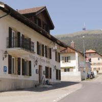 Hotel du Cheval Blanc, hotel in Nods