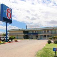 Motel 6-Tucumcari, NM