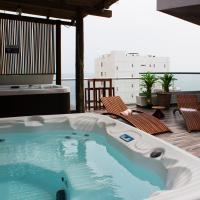 Hotel Clipperton, hotel en Veracruz