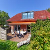 Jever-Ferienhaus Gartenblick