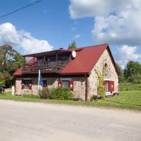Cottage next Zasa park