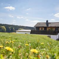 Ferienwohnung Arnika im Ferienhaus Bergwiese