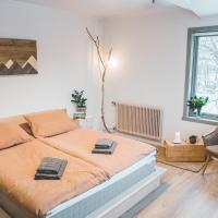 FURU Hostel & Café, hotell i Bøstad