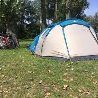 Tóparti Camping, hotel Tiszafüreden