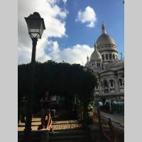 Appartement de charme à Montmartre