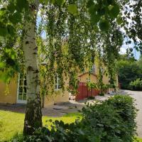 Den Gamle Station - Bed and Breakfast, hotel i Uggelhuse