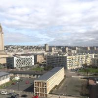 Vivez Le Havre ! Studio en Résidence bord de mer - Port de plaisance