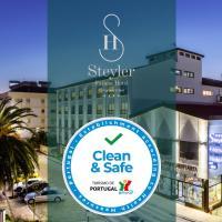 Steyler Fatima Hotel Congress & Spa, hotel in Fátima