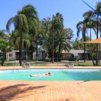 Glenwood Tourist Park & Motel, hotel in Grafton