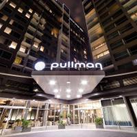 Pullman Adelaide, hotel em Adelaide