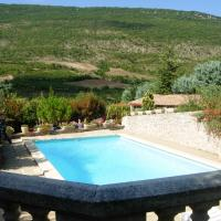 House with one bedroom in La Roche sur le Buis with shared pool furnished terrace and WiFi 150 km from the beach