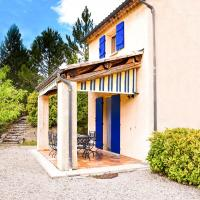 Apartment with 2 bedrooms in La Roche sur le Buis with wonderful mountain view shared pool furnished garden