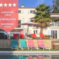 Villa type bastide avec piscine et grand terrain - IDÉAL FAMILLE