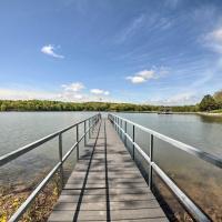 Modern Kentucky Lake Getaway w/ Deck + Dock!