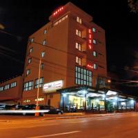 Hotel City, hotel in Tulcea