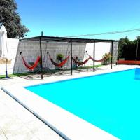 Villa with 5 bedrooms in Guillena with private pool and WiFi, hotel in Guillena