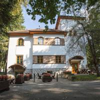 Garni Hotel Vila Drina, hotel u gradu Perućac