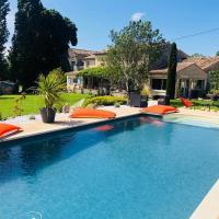 Guest House La Bastide des Bourguets, hotel in Sault-de-Vaucluse